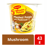 Maggi 5-Minute Instant Mashed Potato - Mushroom