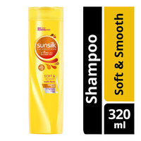 Sunsilk Hair Shampoo - Soft & Smooth