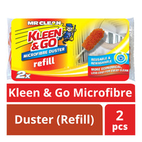 Mr Clean Kleen & Go Microfibre Duster Refill