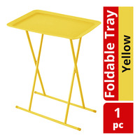 HomeProud Foldable Tray - Yellow