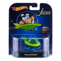 Hot Wheels Toy - The Jetsons