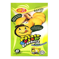 Win2 Baked Potato Crisp Crackers - Sour Cream