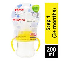 Pigeon MagMag Nipple Cup - Step 1 (3+ months)