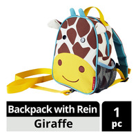 Skip Hop Zoo-Let Mini Backpack with Rein - Giraffe