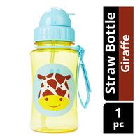 Skip Hop Straw Bottle - Giraffe