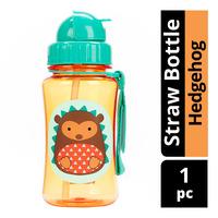 Skip Hop Straw Bottle - Hedgehog