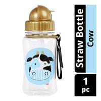 Skip Hop Straw Bottle - Cow