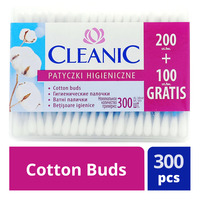 Cleanic Cotton Buds