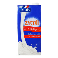 Paul's Zymil UHT Milk - Full Cream