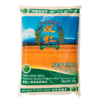 Double FP Thai Hom Mali Premium Quality Fragrant Rice - New Crop