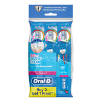 Oral-B Ultra Thin Toothbrush - Pro Deep Clean