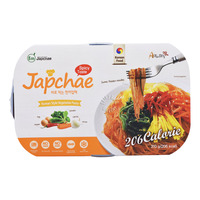 Arumi Japchae Korean Style Vegetable Pasta - Spicy