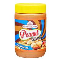 Golden Light Peanut Butter Spread - Extra Creamy