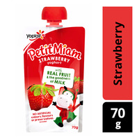 Yoplait Petit Miam Yoghurt - Strawberry