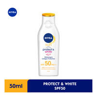 Nivea Sun Lotion - Protect & White (SPF 50)