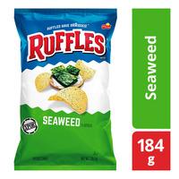 Ruffles Potato Chips - Seaweed