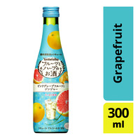 Yomeishu Fruits & Herbs Tonic Bottle Drink - Grapefruit