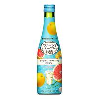 Yomeishu Fruits & Herbs Tonic Bottle Drink - Grapefruit
