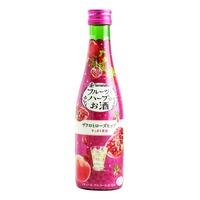 Yomeishu Fruits & Herbs Tonic Bottle Drink - Pomegranate