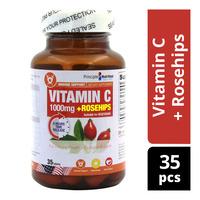 Principle Nutrition Tablet - Vitamin C + Rosehips