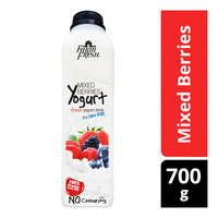 Farm Fresh Yogurt Bottle Drink - Mixed Berries