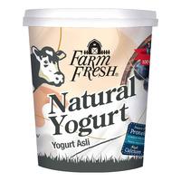 Farm Fresh Yogurt - Natural