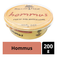 Willow Farm Fresh Dip - Hommus