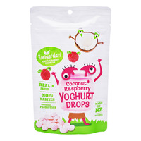 Kiwigarden Yoghurt Drops - Coconut Raspberry