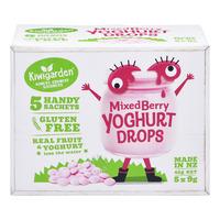 Kiwigarden Yoghurt Drops - Mixed Berry