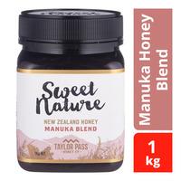 Sweet Nature New Zealand Honey - Manuka Blend