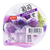 Sheng Hsiang Jen Fruit Jelly Cup - Grape