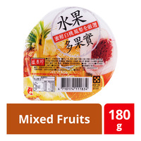 Sheng Hsiang Jen Fruit Jelly - Mixed Fruits