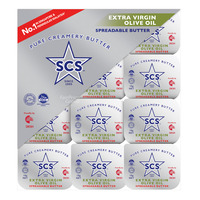 SCS Spreadable Butter - Extra Virgin Olive Oil & Canola Oil