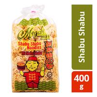 Megah Mee Noodles - Shabu Shabu