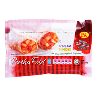 P.A Food Frozen Ready Food - Pratha Fold