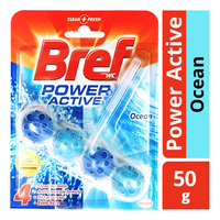 Bref Power Active Toilet Cleaner & Freshener - Ocean