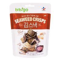 CJ Bibigo Seaweed Crisps - BBQ