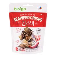 CJ Bibigo Seaweed Crisps - Hot Spicy