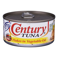 Century Tuna Flakes - Soya Oil