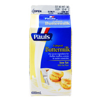 Paul's Cultured Buttermilk - Low Fat