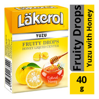 Lakerol Fruity Drops - Yuzu with Honey