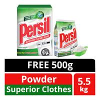 Persil Powder Detergent - Front Load