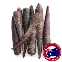 Sumich Purple Carrots
