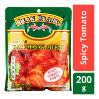Ikan Brand Curry Paste - Spicy Tomato
