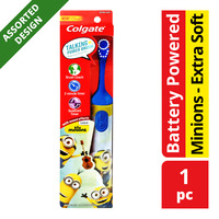 Colgate Kids Powered Toothbrush - Minions (Extra Soft)