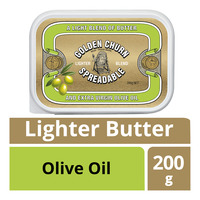 Golden Churn Spreadable Lighter Butter - Olive Oil