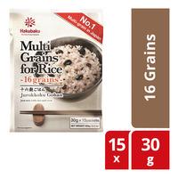 Hakubaku Multi Grains for Rice - 16 Grains