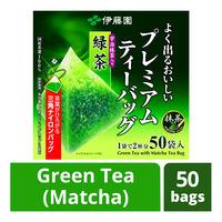 Ito En Premium Tea Bags - Green Tea (Matcha)