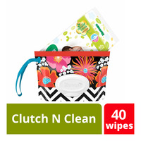 Huggies Baby Wipes - Clutch N Clean