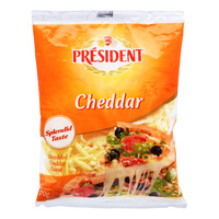 President Cheese - Cheddar (Shredded)